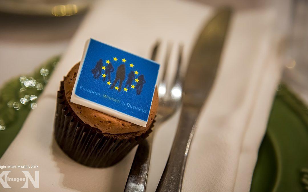 European Women In Business: Vintage High Tea 2017
